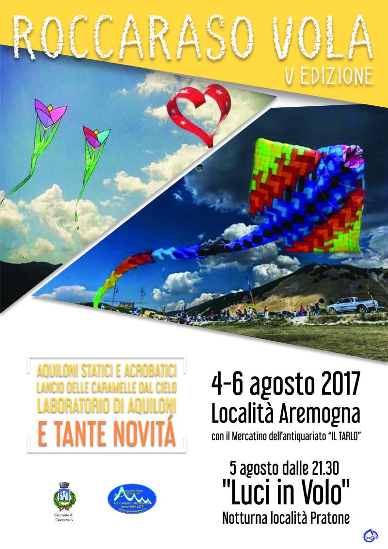 Roccaraso Vola - Festival Aquiloni 2017